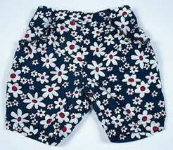 THE CHILDRENS PLACE INFANT GIRLS 12 MONTHS CRAZY DAISY SHORTS SPRING SUM... - $9.89