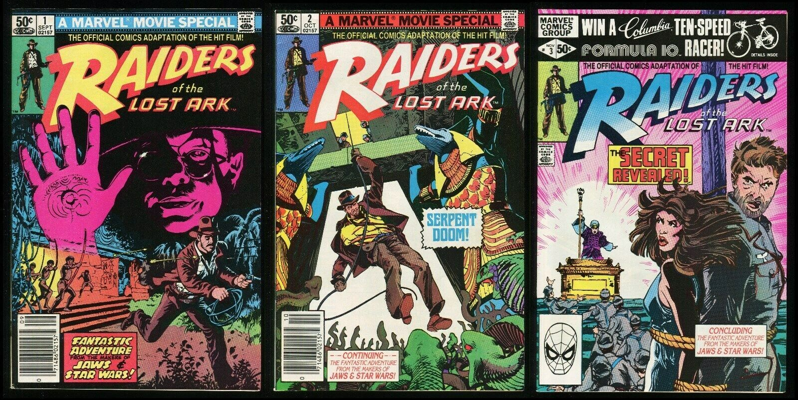 Joe A Real American Hero Comic Book #18 Marvel Comics 1983 VFN//NEAR MINT G.I