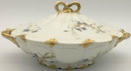 Haviland Limoges Schleiger 229A Round covered vegetable bowl  - $100.00