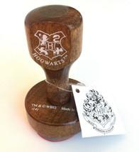 Wizarding World of Harry Potter : Hogwarts School Crest Rubber Stamp - $25.99