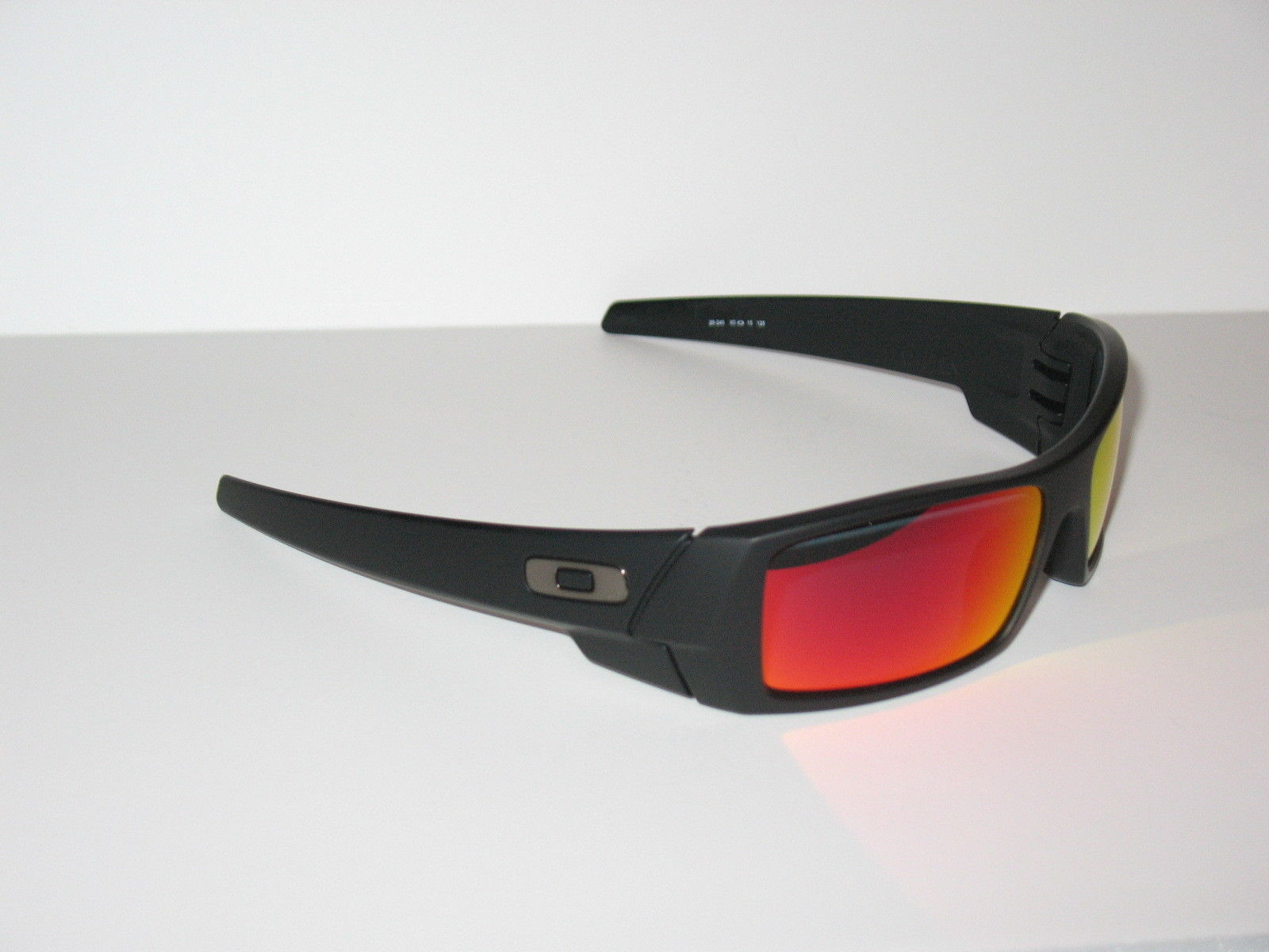 245a922f6fb Oakley Gascan Matte Black Frame W  Ruby and 23 similar items