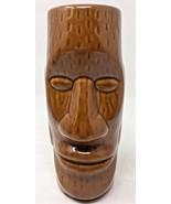 Moai Tiki Mug From Hula Island Grill In Santa Cruz California DW128 - $12.19