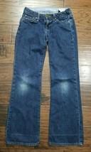 Gap 1969 Bootcut Jeans Girls Sz 12 adjustable waist. see description  (W22) - $4.46