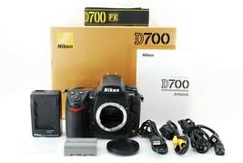 NIKON D700 12.1MP Digital SLR Camera Body BOX Very Low Shot from Japan #... - $499.00
