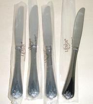 Lenox Butler's Gourmet Set of 4 Knives 18/10 Stainless Flatware New - $34.90