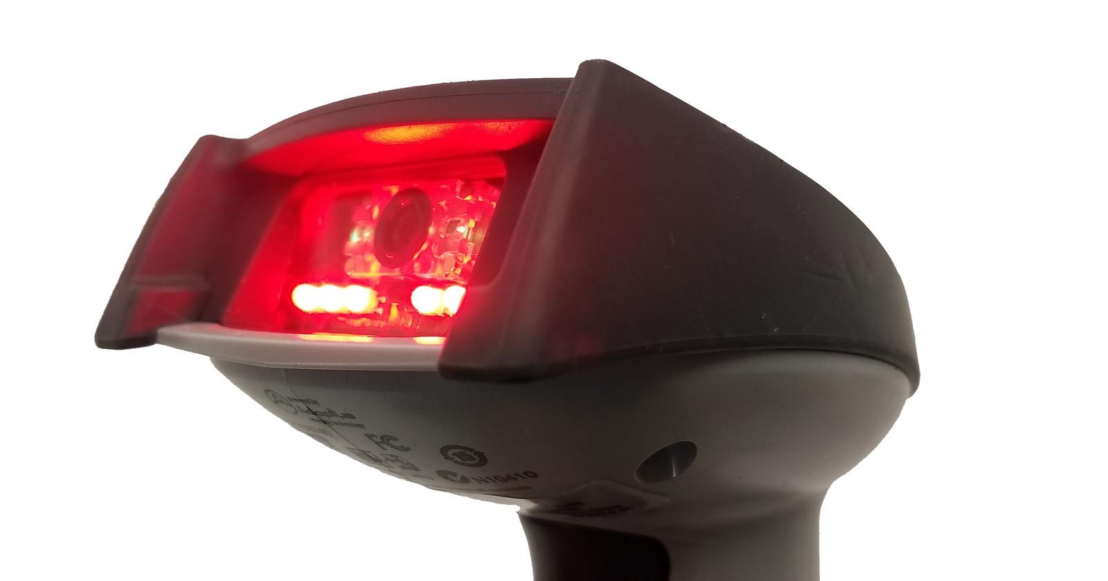 Honeywell 4600G Handheld Wired POS 1D/2D USB Barcode Scanner Bin: 11