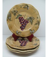 """Noble Excellence Meritage 8 1/2""""  Salad Plates Set Of 4 Plates - $38.22"""