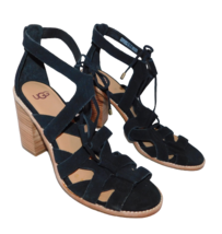 UGG Harris Lace Up Sandals women's 9.5 New $150 - $48.19