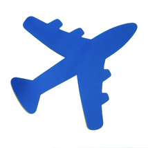Airplane Mylar Cut-Out Shapes Confetti Die Cut FREE SHIPPING - £5.29 GBP