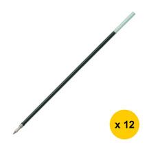 Pilot 0.7mm Fine Tip Ballpoint Pen Refills (12pcs), Green Ink, RFN-GG-F - $19.99