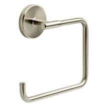 Delta Lyndall Towel Ring in Brushed Nickel - $12.86