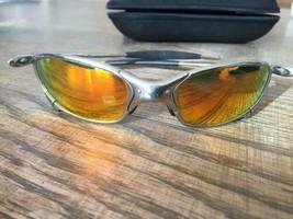 OAKLEY Ichiro Juliet Sunglasses Yellow Lens Rare Used - $907.82