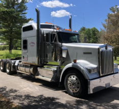 2013 KENWORTH W900L For Sale In West Branch, Michigan 48661 image 2