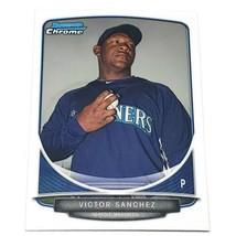 Mlb Victor Sanchez Seattle Mariners 2013 Bowman Chrome Baseball #CP104 Nmnt - $1.07