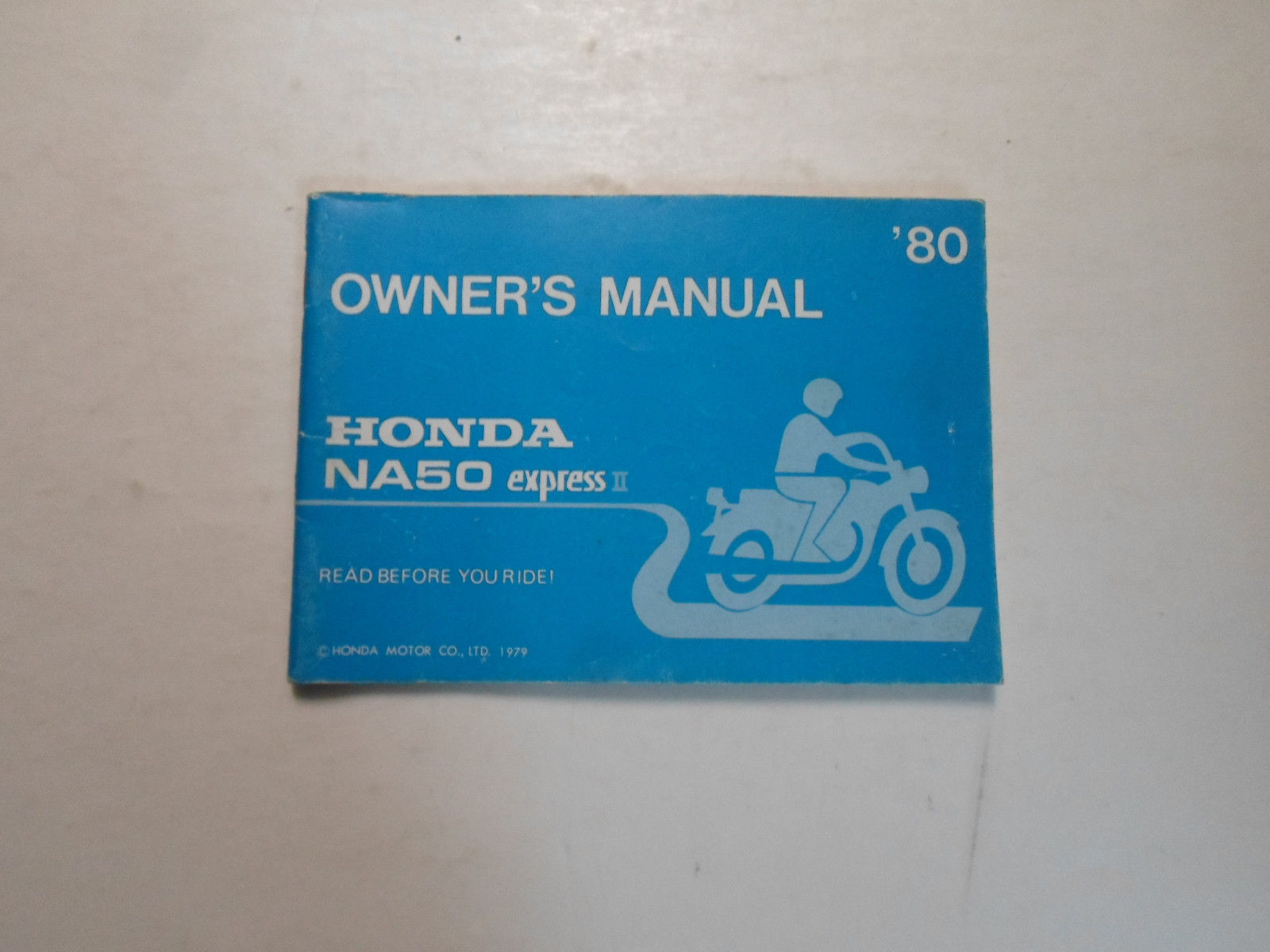 1980 Honda Na50 Express Ii Owners Operators And 50 Similar Items Wiring Diagram Owner Manual New Factory