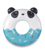Panda Inflatable Animal Tube Pool Float - $27.99