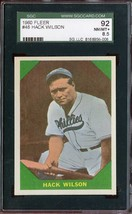 1960 Fleer #48 Hack Wilson Sgc 8.5 Phillies *DS4246 - $39.00