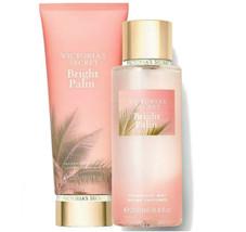 Victoria's Secret Bright Palm Fragrance Lotion + Fragrance Mist Duo Set - $39.95