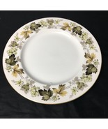 "EXCELLENT ROYAL DOULTON china LARCHMONT TC1019 DINNER PLATE 10-1/2"" - $19.99"