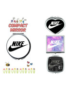 Nike makeup mirror compact mirror purse mirror travel mirror #123 - $11.99
