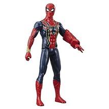 "Avengers Marvel Titan Hero Series Iron Spider 12""-Scale Super Hero Action Figure - $21.07"