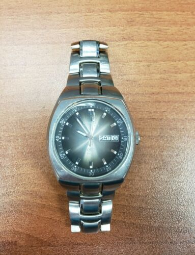 Primary image for Fossil Blue AM3583 Men's 330 ft Water Resistant Watch **WORKING**