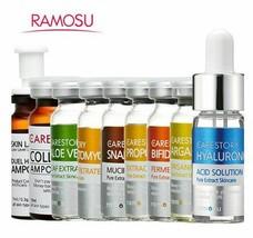 50ml,[RAMOSU]Facial Skin Care Ampoule,Serum,Anti-aging,Whitening,Elasticity image 1