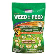 Lawn Turf Weed and Feed 16-0-8 (48 Lbs) Controls 200+ Weeds Treats 15k S... - $79.79