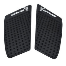 Pair Tank Traction Pad Side Fuel Gas Grip Decal For Yamaha MT-10 FZ-10 2016-2017 - $14.84