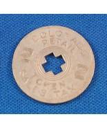 Vintage Retail Tax Token Colorado Metal Token - $4.94