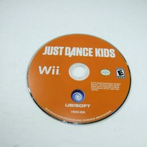 Nintendo Wii : Just Dance Kids Video game disk only - $0.98