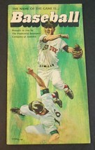 1968 Baseball Is The Name of The Game Superstars at Each Position Articles - $9.89