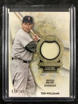 Ted Williams 2017 Topps Tier One Legends Game Used Relic #ed 079/200 - $34.64