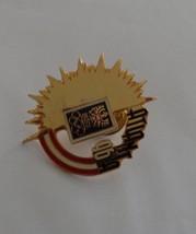 Atlanta 1996 Pin Pinback - $18.99