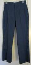 NEW NWT The WOOLRICH Womens 9/10 DRESS PANTS - Navy 1293 - $12.86