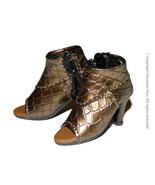 1/6 Scale Phicen, TBLeague, Hot Toys, NT - Female Faux Alligator Boots S... - $17.33