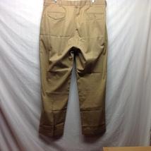Polo by Ralph Lauren Men's Gold Cotton Dress Pants Sz 38/30 image 4