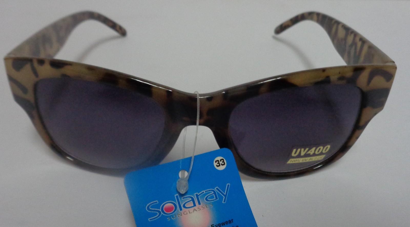 e6d2736d5e Solaray Camouflage Sunglasses NWT Animal and 49 similar items