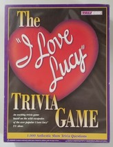 I Love Lucy Trivia Game 1998 Talicor  - $30.84