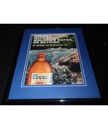 2016 Coors Golden Beer 11x14 Framed ORIGINAL Advertisement - $32.36