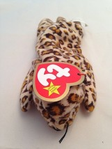 Ty Teenie Beanie Babies : FRECKLES Teenie Beanie Baby Plush NWT # 1 Year... - $6.26