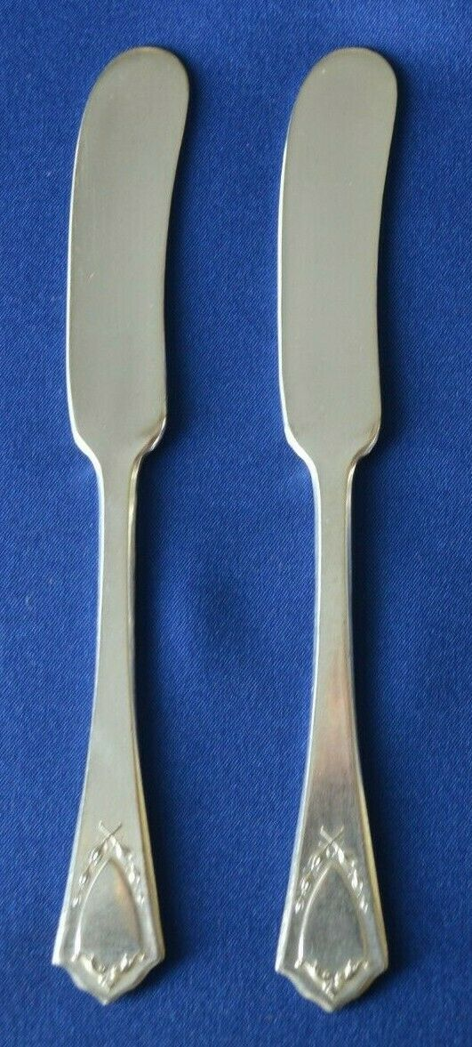 Primary image for 2 Warwick Jewell Butter Spreaders