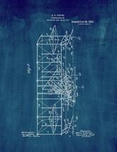 Hydroaeroplane Patent Print - Midnight Blue - $7.95+