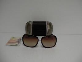Mujer True Religion Gafas de Sol Cuadrado Montura Tortuga Marrón - $115.37