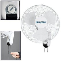 Hurricane Classic 16-Inch Wall Mount Oscillating Fan - $36.14