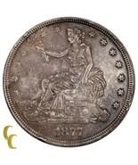 1877 DE PLATA EEUU Trade Dólar ( extra FINO ,XF ESTADO) - €307,52 EUR