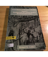 SOCIAL HISTORY OF WESTERN CIVILIZATION *Excellent Condition* - $14.01