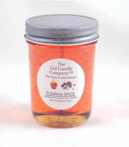 Pumpkin Spice 90 Hour Gel Candle Classic Jar - $9.65