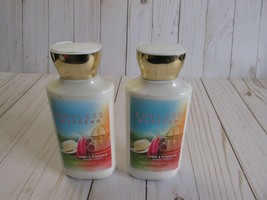 D2 Bath & Body Works 'Endless Weekend' Body Lotion 98% full lot of 2  - $23.76