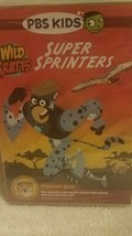 PBS DWILK608D WILD KRATTS-SUPER SPRINTERS (DVD) New Sealed - $29.58